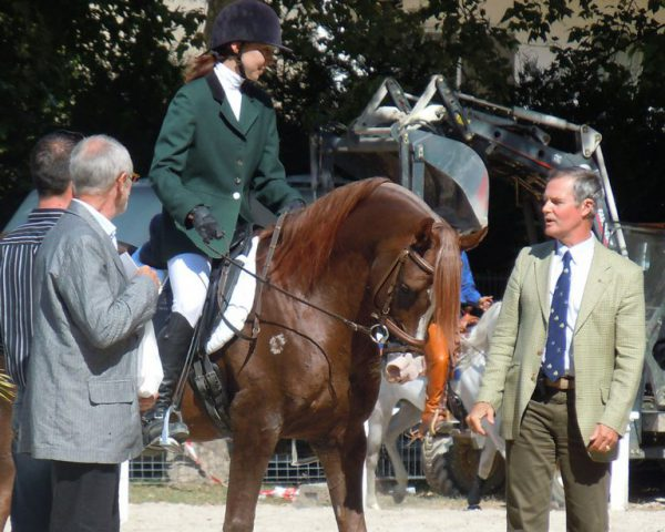 Salon du Cheval Interview: Guy de Fontaines