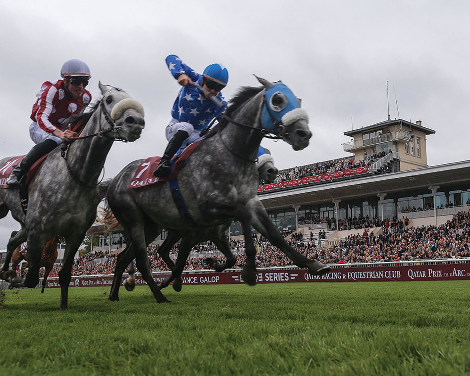 Gazwan the Great Conquers World Cup at Chantilly
