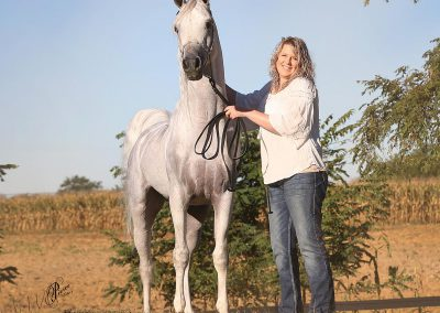 The Quiet Man EQ and  owner Cindy Jewart.