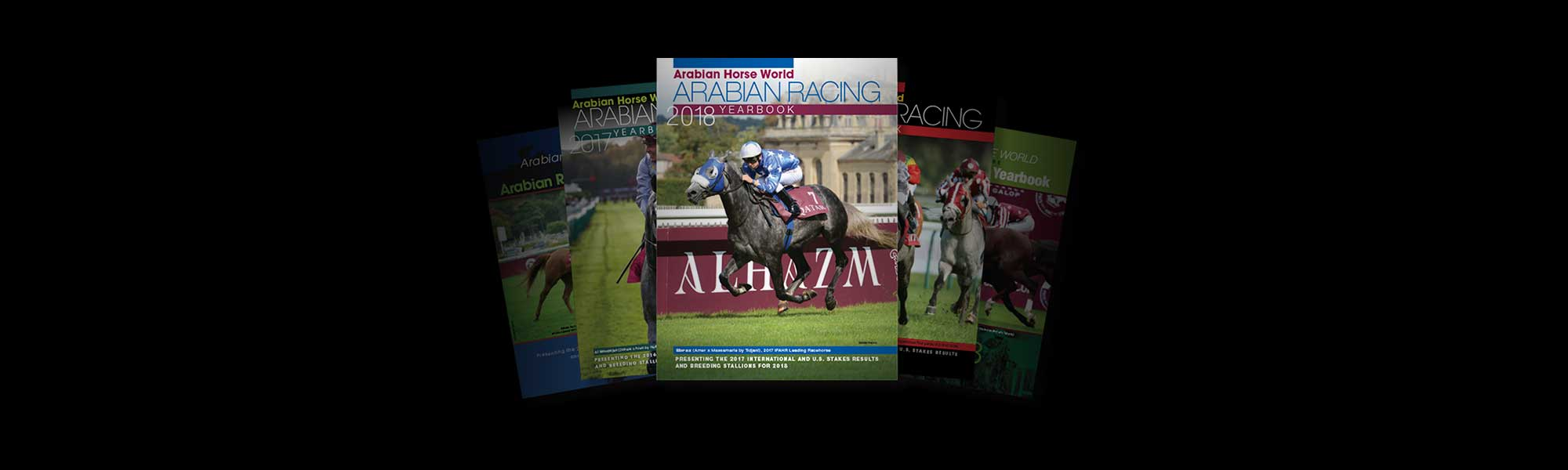 AHW Racing Yearbook — The Keepsake Reference