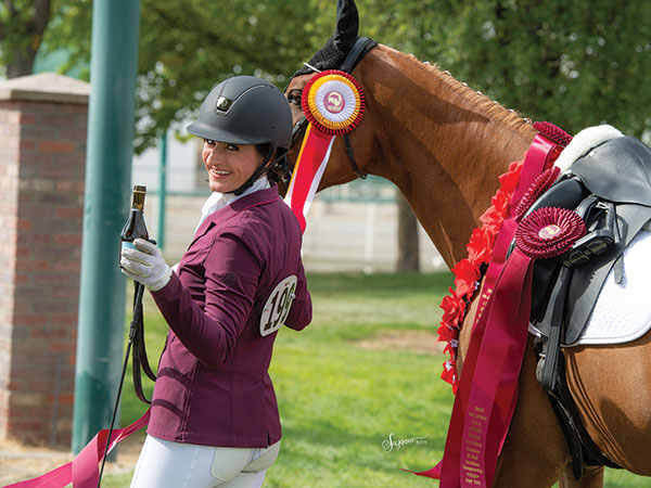 2018 Sport Horse Nationals Results