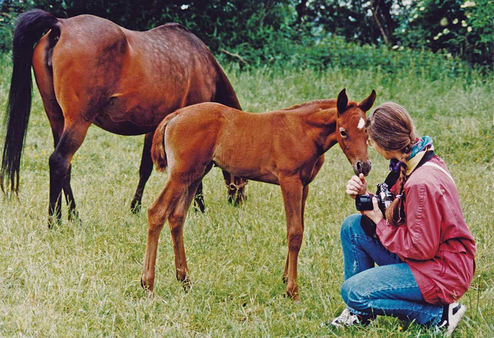 My Life with the Arabian Horse: Betty Finke