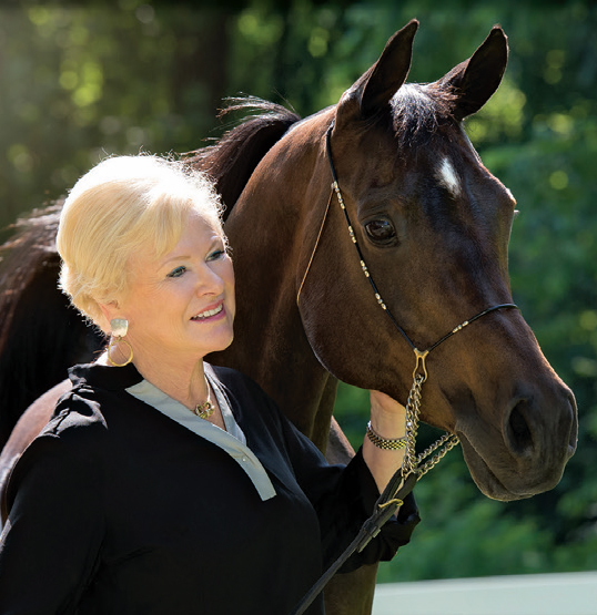 A Tribute to Linda Mehney of Grand Arabians