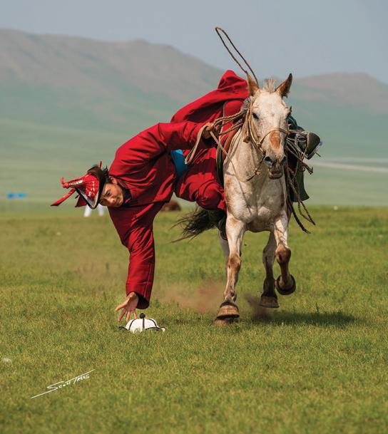 A Mongolia Journey